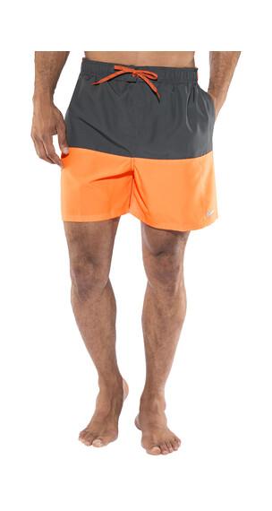 """Nike Swim Core Split 5.5"""" Volley zwembroek Heren rood"""